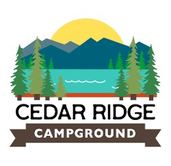 Cedar Ridge Campground Logo